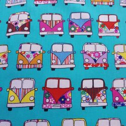 Rose & Hubble Turquoise Campervan