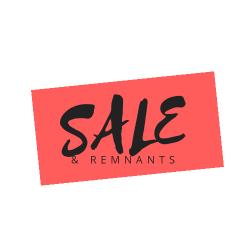 Sale & Remnants