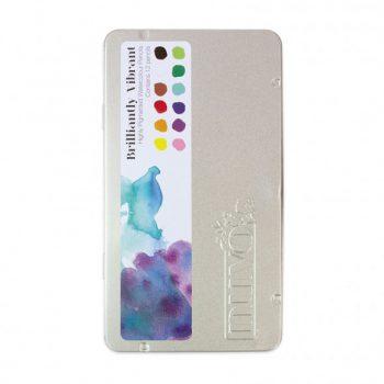 Tonic Studios Nuvo watercolour pencil x12 brilliant vibrant