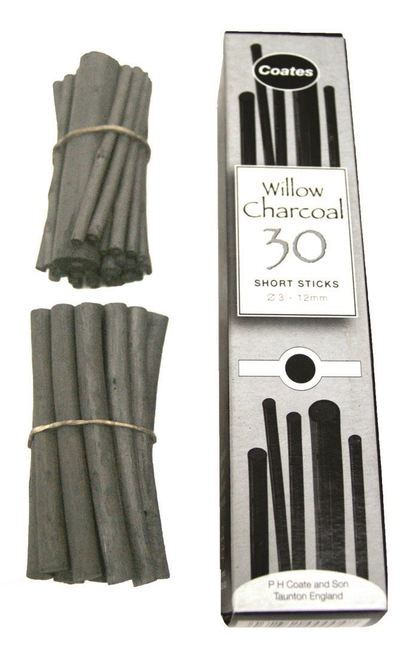 Coates Willow Charcoal
