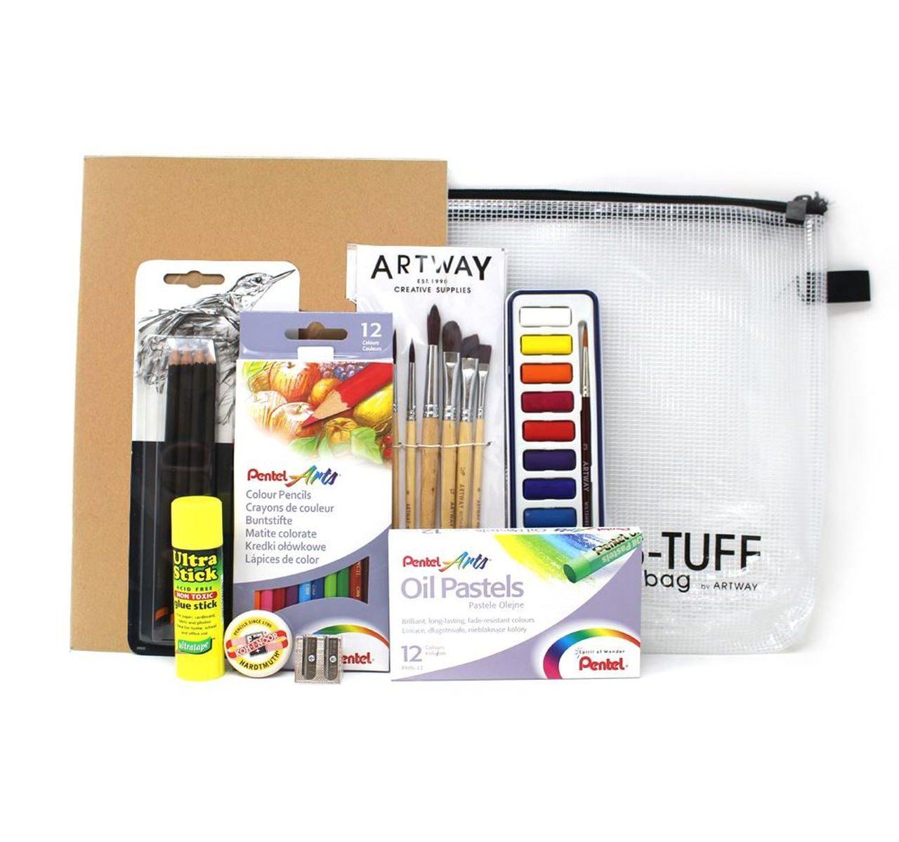 Art Starter Kit