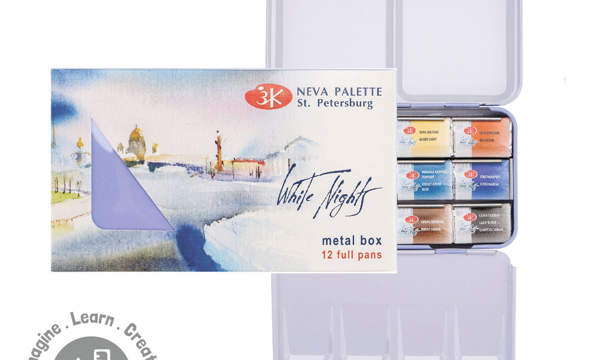 White Nights 12 pan tin set offer