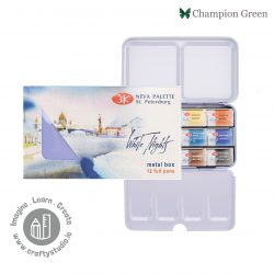 White Nights 12 pan tin set offer