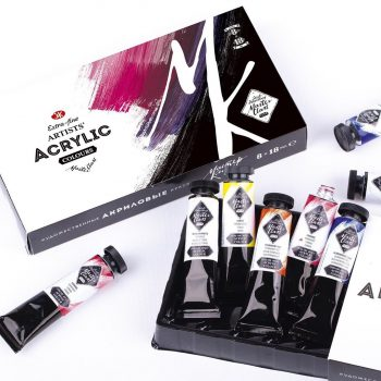 Master Class Acrylic Painting Set