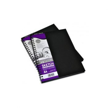 Daler Rowney Simply Wirebound Sketchbook A4