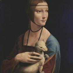Lady_with_an_Ermine_-_Leonardo_da_Vinci Google Art Project