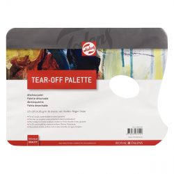 Talens Tear-off Palette