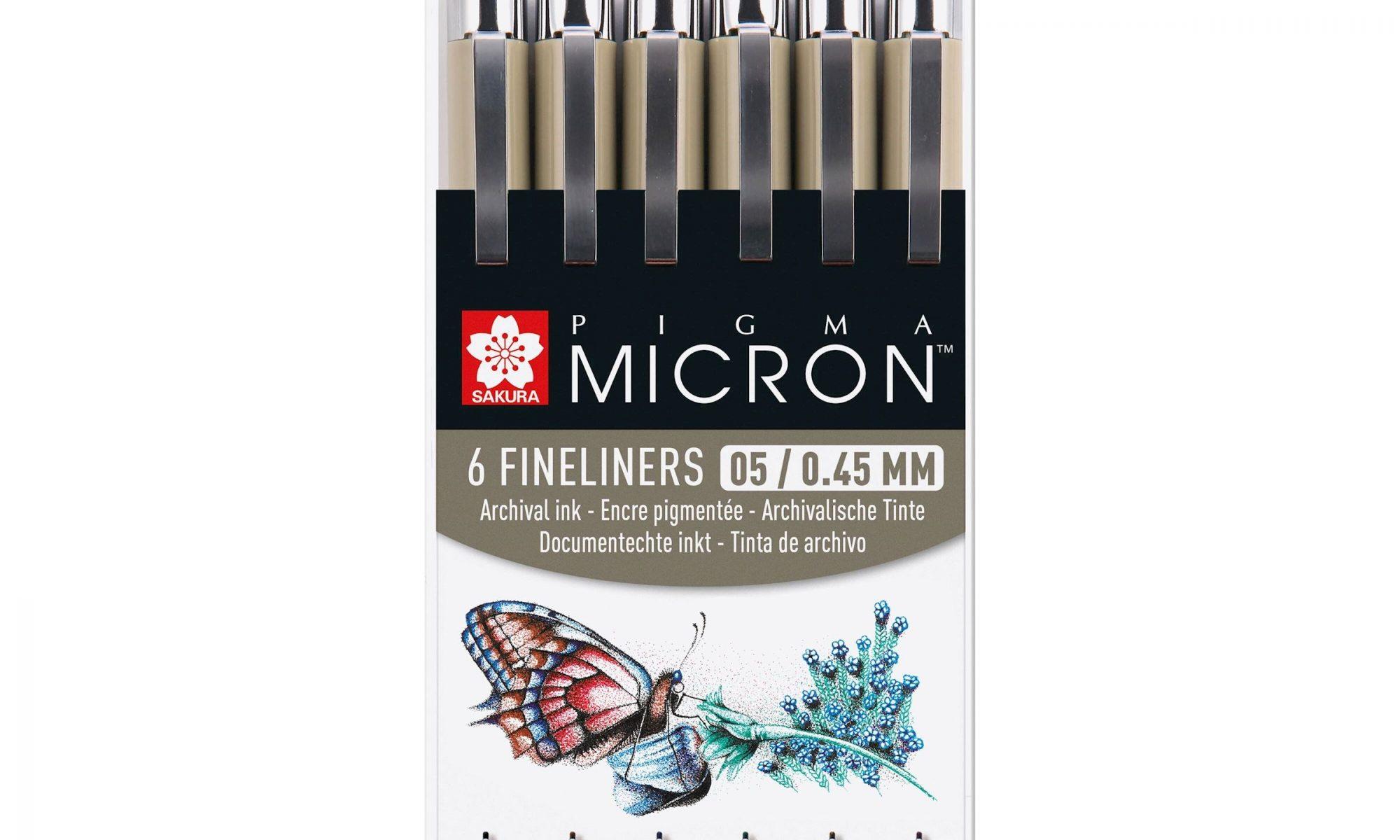 micron pens Ireland