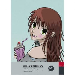 manga sketchpad 170g a4