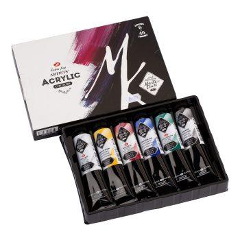 Acrylic Set, Master Class