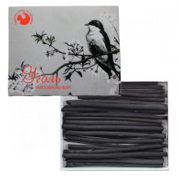willow charcoal 20pcs in box
