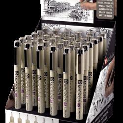Sakura Pigma Micron Black Pens